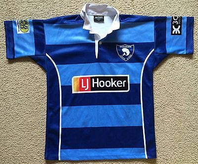 Small Mens Mosman NSW Junior Rugby Union Jersey #11
