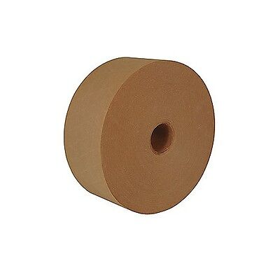 Central 233 Kraft Reinforced Water Activated Tape 70mm x 375 ft Intertape K8066