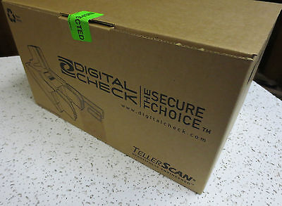 NEW Sealed Digital Check TellerScan 215 ePaymentSolutions