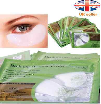 Anti-Wrinkle Dark Circle Gel Collagen Crystal Under Eye Patches Pad Mask