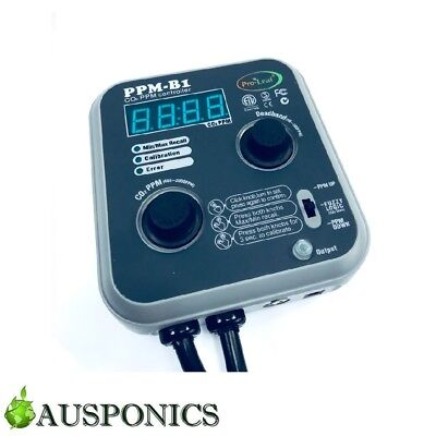 SUPERPRO CARBON-B1 CO2 PPM Controller for Grow Light Tent Room