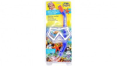 Land & Sea Starfish Junior Mask Snorkel