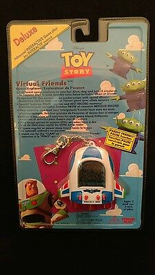 Toy Story Buzz Lightyear Virtual Pet Electronic Toy Disney Rare