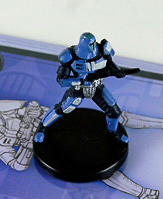 Mandalorian Commando #57 Knights of the old Republic, KOTOR Star Wars miniature