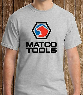 Matco Tools Grey T-Shirt Custom Men's Tshirt S to 3XL