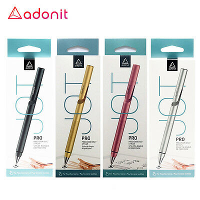 Adonit Jot Pro 2015 Fine Precision Tip Stylus for iPhone iPad iOS Android JE