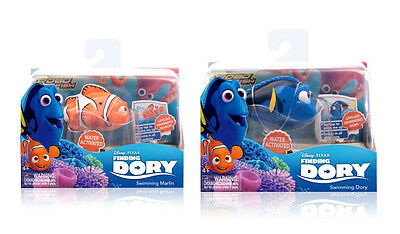 Swimming Marlin / Dory Robofish Finding Dory Children's Toy