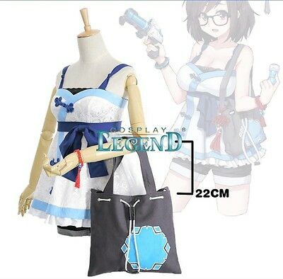 Overwatch Mei Cosplay Costume Custom Made Daily Wear