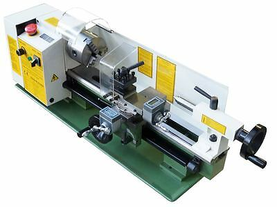 Metal Lathe With Electronic Speed Control, Distance Between Centers Of 400 Mm