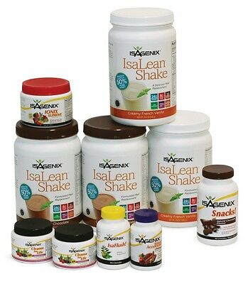Isagenix 9 Day Nutritional Cleanse & Weight Loss Program Pack