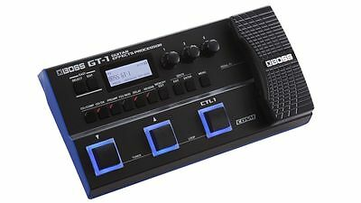 Boss GT-1 (GT1) Electric Guitar Multi Effects FX Processor Pedal - Brand New!
