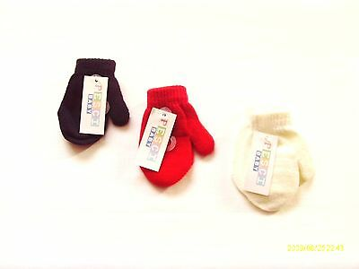 Baby Girl / Boy First Size Mitts ( Up To 12Mths )