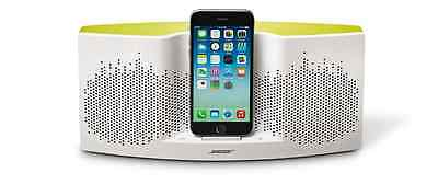 Bose SoundDock XT Speaker for iPod and iPhone, Single, White/Yellow