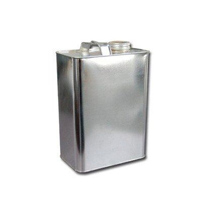 "1 Gallon F-Style Metal Oblong Can (1.75"" Opening)"