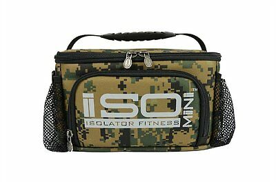 IsoMini Meal Management System Digital Military Desert Edition In Lunch Box/Lunc