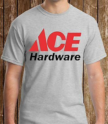 Ace Hardware Grey T-Shirt Custom Men's Tshirt S to 3XL