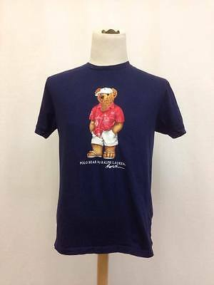 Vintage Polo Ralph Lauren Polo Bear T-shirt Size Small