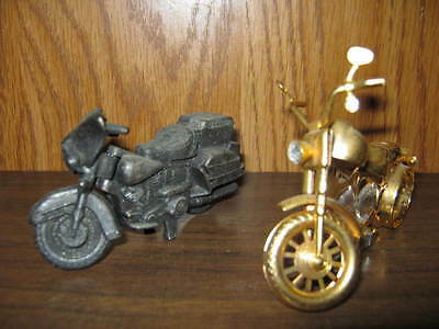 2 Different Motoecycle Pencil Sharpeners