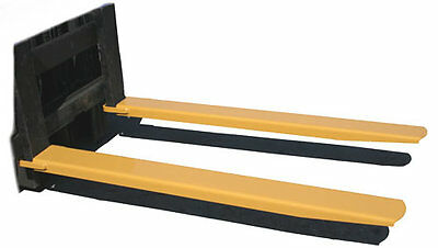 Forklift Tyne Extensions 1830mm Pairs (Slippers)