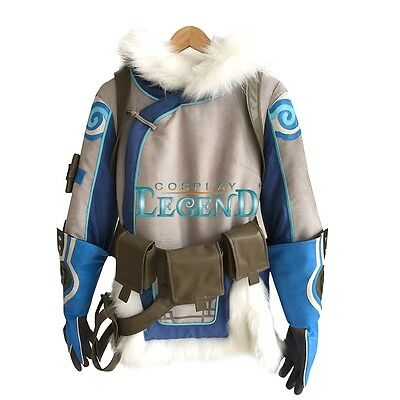 Overwatch Mei Cosplay Costume Custom Made