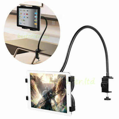 Heavy Duty Lazy 360 Rotation Table Desk Bed Wall Mount Stand Holder Phone Tablet