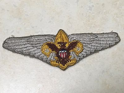Boy Scout Air Scout Universal Wings