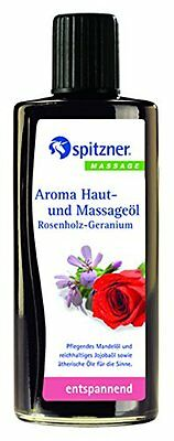 Rosewood & Geranium Aromatic Oil 190 ml from Spitzner