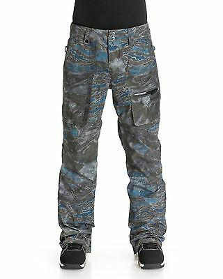 NEW QUIKSILVER™  Mens Dark and Stormy 15K Snow Pant Ski Winter Sports
