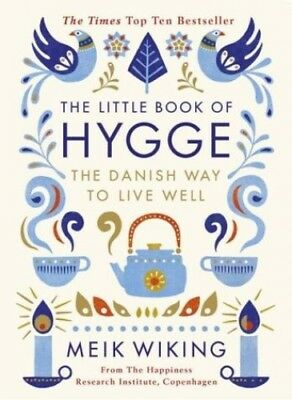 The Little Book of Hygge von Meik Wiking (Buch) NEU