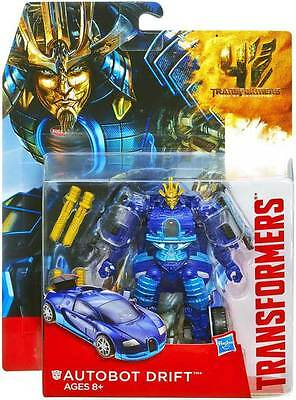 Transformers Age Of Extinction Deluxe Class Autobot Drift Robot