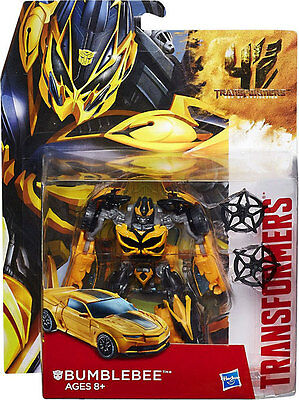 Transformers Age Of Extinction Deluxe Class Bumblebee Robot