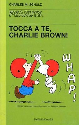 Peanuts 28 Tocca A Te Charlie Brown Charles M.schulz
