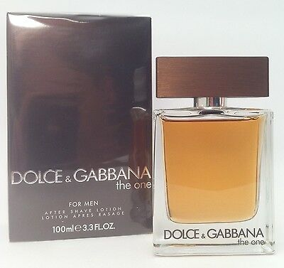 Dolce & Gabbana The One For Men - 100ml After Shave Lotion