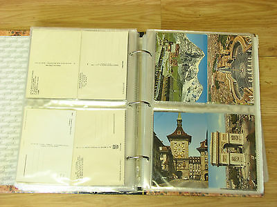 lot of 136 postcards blank unposted  very good condition