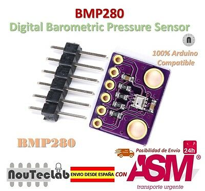 BMP280 Replace BMP180 3.3V Digital Barometric Pressure Sensor Module for Arduino