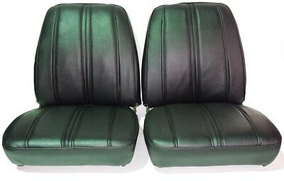 1968 Plymouth Gtx Satellite Roadrunner Belvedere Front Bucket Seat Covers Cover