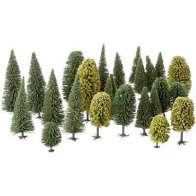 Noch 26311 6.5-15 cm High Mixed Forest 25 trees Landscape Modelling