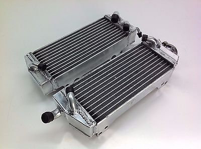 Offroad Motocross Mx Enduro Grass Track Aluminium Radiators (4001)