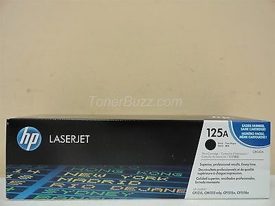 GENUINE HP CB542A 125A YELLOW TONER CARTRIDGE LASER JET CP1215 CM1312 MFP CP1515
