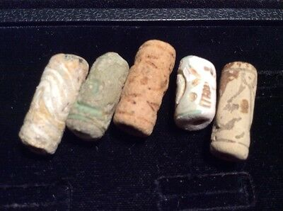 Faience Seal Collection 5