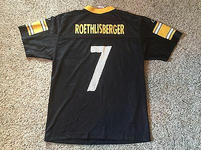 newest b9796 d881a REEBOK PITTSBURGH STEELERS LaMARR WOODLEY nfl Jersey YOUTH ...