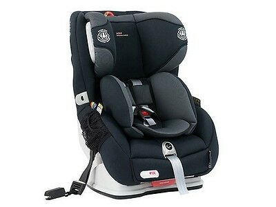 NEW Safe N Sound Baby Car Seat Millenia ISOFIX Silhouette Blk #`3598