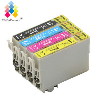 Full Set Ink Cartridges for Epson Expression Home XP235 XP332 XP335 XP432 XP435