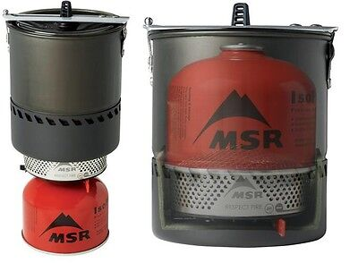 MSR REACTOR STOVE 1.7L**Camping**Cooking Stove