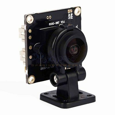 800 TVL FPV HD COMS Camera 168 Degree Wide Angle Lens for Multicopters NTSC