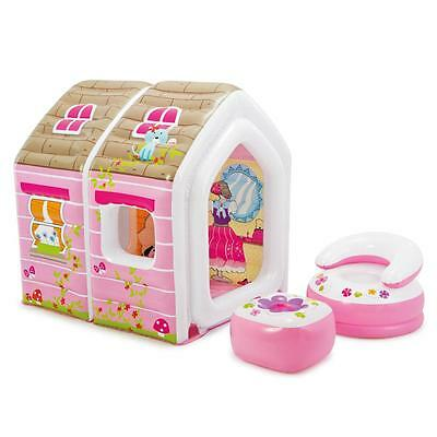 Intex 48635 Princess Play House per Bambine Casetta Gioco Principessa