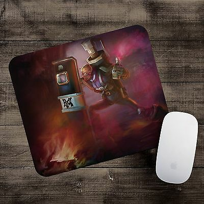 Riot Squad Singed Mousepad League of Legends mouse pad LoL gamer playmat