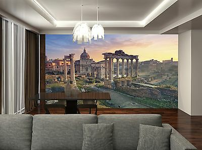 Roman Forum Wall Mural Photo Wallpaper GIANT DECOR Paper Poster Free Paste