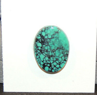Turquoise Cabochon 20x15mm from Nevada 4mm dome (11089)