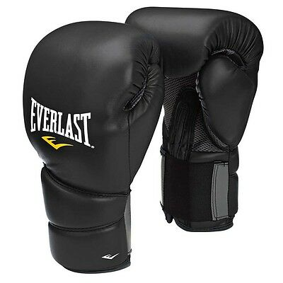 NEW Everlast Protex2 Training Boxing Gloves from Rebel Sport
